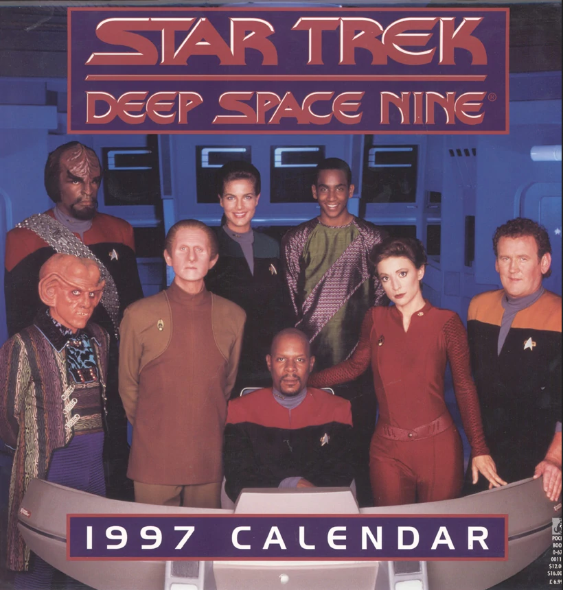 Deep Space Nine 1997