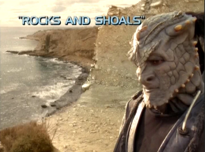 "Star Trek: Deep Space Nine – Season 6: ""Rocks and Shoals"""