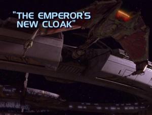 Emporer's New Cloak Title Card