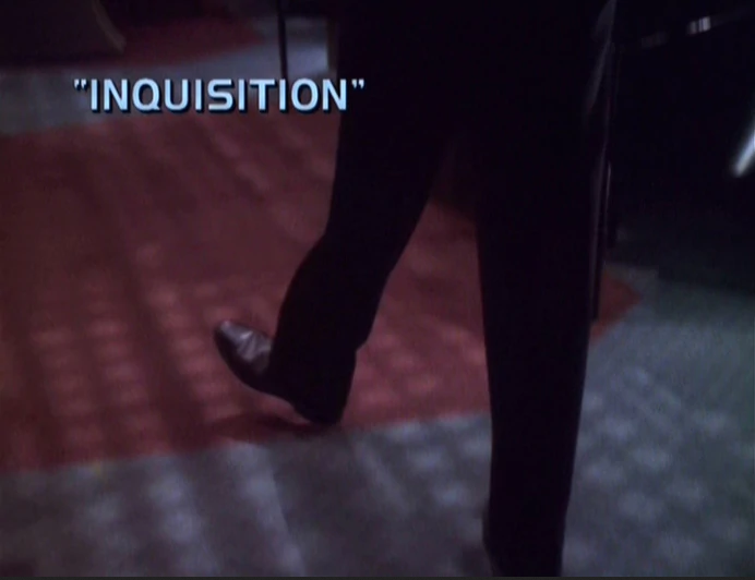"Star Trek: Deep Space Nine – Season 6: ""Inquisition"""