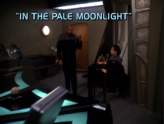 "Star Trek: Deep Space Nine – Season 6: ""In the Pale Moonlight"""