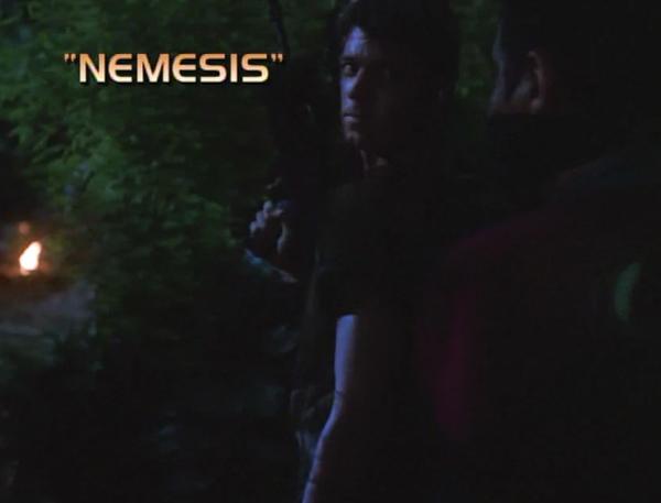 Nemesis Title Card
