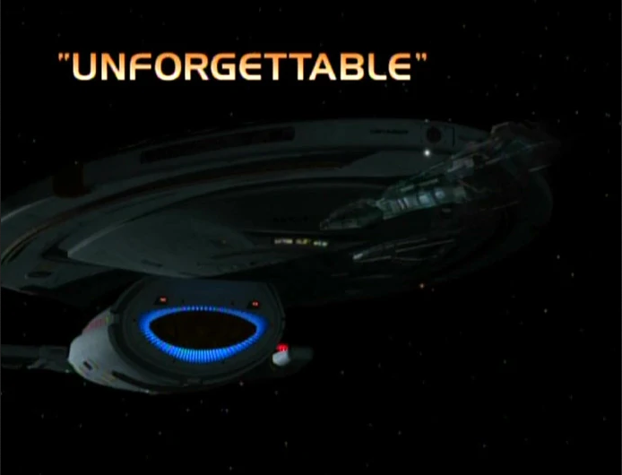 "Star Trek: Voyager – Season 4: ""Unforgettable"""