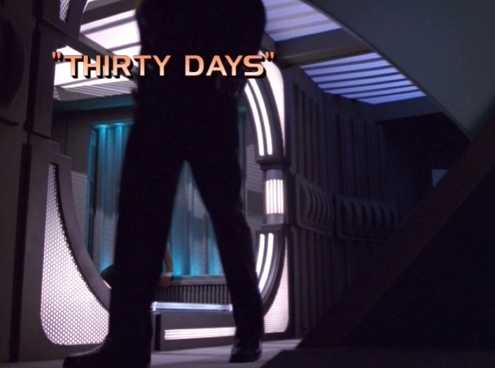 "Star Trek: Voyager – Season 5: ""Thirty Days"""