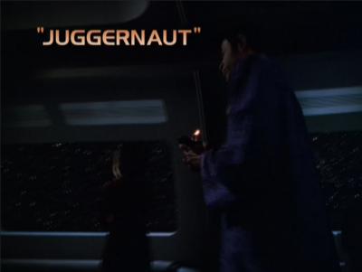 Juggernaut Title Card