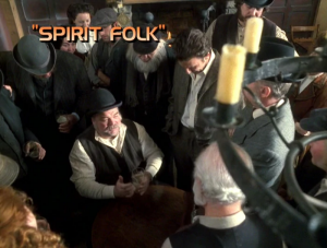Spirit Folk Title Card