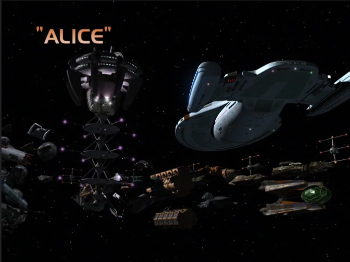 "Star Trek: Voyager – Season 6: ""Alice"""