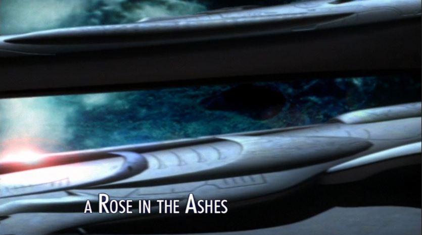 A Rose in the Ashes Title Card