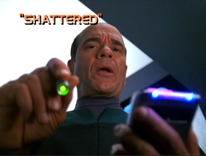 "Star Trek: Voyager – Season 7: ""Shattered"" – O. Deus and the Devil's Advocate"