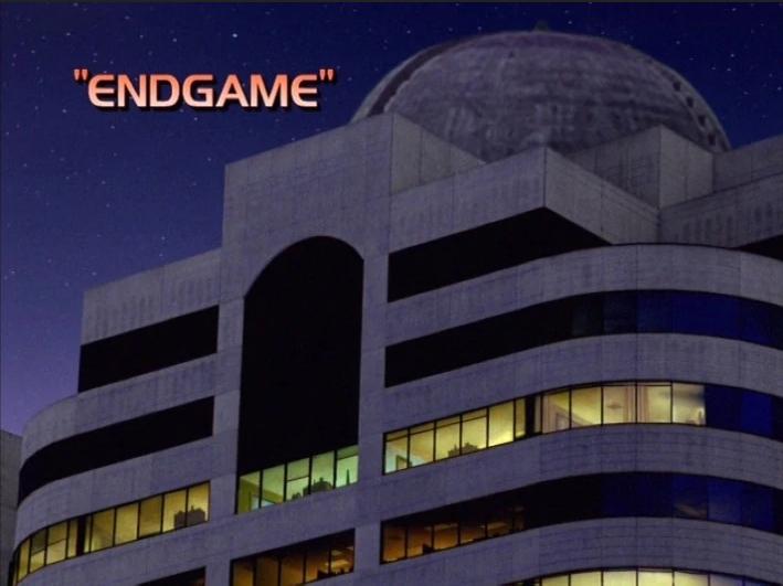"Star Trek: Voyager – Season 7: ""Endgame"" – O. Deus and the Devil's Advocate"